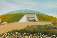 The Glasshouse Visitation_80x100_2019