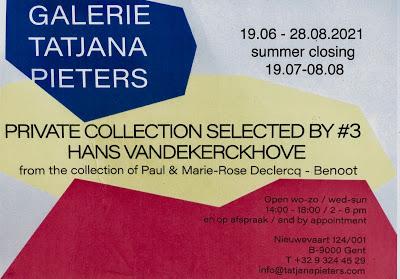 Galerie Tatjana Pieters - Hans Vandekerckhove